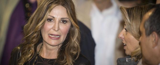 In tv la Santanché attacca Napolitano e litiga con Cacciari