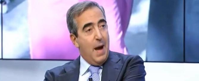 Gasparri: vi spiego perché non mi scuso con la fan di Fedez (video)