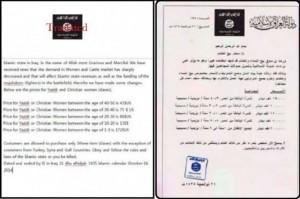 Tariffarioprix-officiel-des-femmes-esclaves-ISIs-état-islamique
