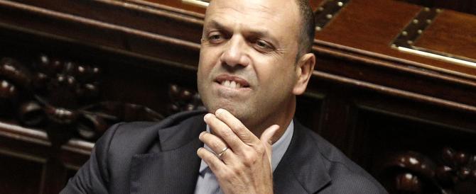 """Alfano, porta in faccia a """"Salvini premier"""". Ecco i tre motivi del no"""
