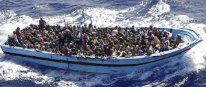 Se a bloccare gli immigrati sono gli scafisti (per paura dell'Ebola)…