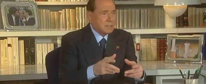 Dopovoto rovente: ecco chi mette Berlusconi sul banco degli imputati