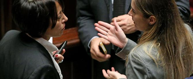 Attacco di gelosia del Ncd per un flirt Pd-Grillo: lite tra De Girolamo e Boschi