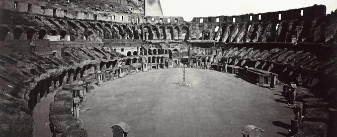 Ricostruire l'arena del Colosseo? Franceschini raccoglie sì bipartisan