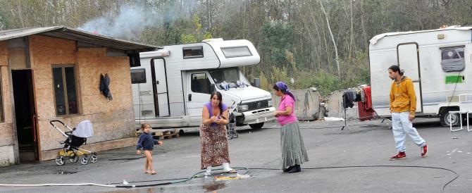A Piacenza i nomadi come i centri sociali: aggrediti esponenti di FdI