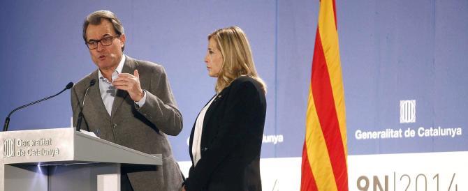 Referendum in Catalogna, inutile prova di forza dei separatisti