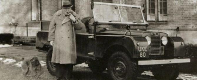 Quando Churchill voleva lanciare un'atomica sul Cremlino