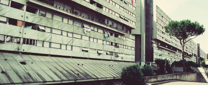 Buttafuoco: le periferie invivibili? Le hanno costruite i comunisti