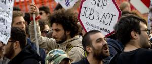"""Istat: la disoccupazione è in aumento. Il resto sono balle e """"Jobs act"""""""