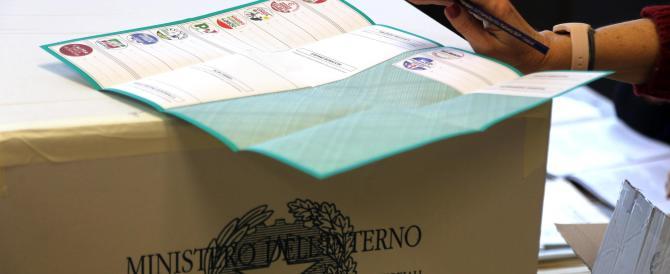 Nell'Italia profonda il M5S non esiste. Centrodestra al ballottaggio ovunque