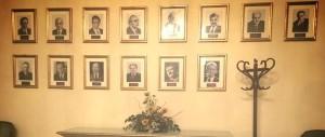 Letta non pervenuto a Palazzo Chigi: tra gli ex premier la sua foto non c'è