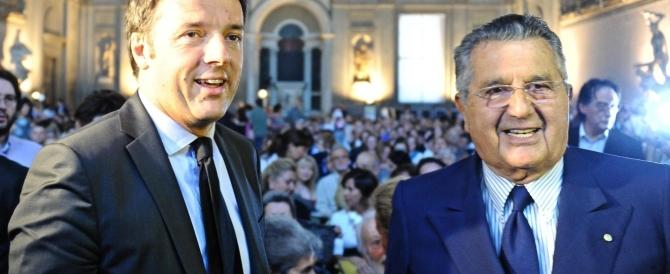 De Benedetti alla corte di Renzi. E ora il premier faccia gli scongiuri