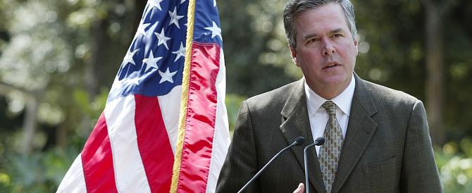 La destra Usa scommette su Jeb: un terzo Bush alla Casa Bianca?