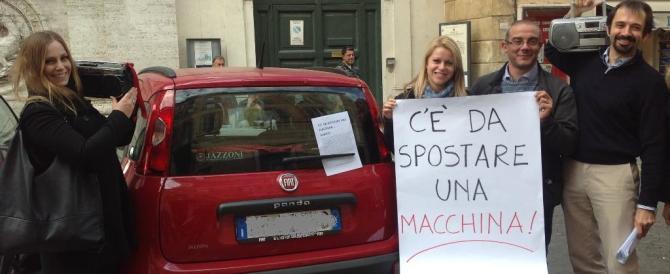 """Il sindaco Marino non paga le multe dopo aver violato la """"sua"""" Ztl…"""