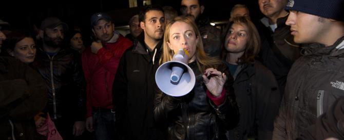 Giorgia Meloni: «Il partito unico del centrodestra? Neanche per sogno»