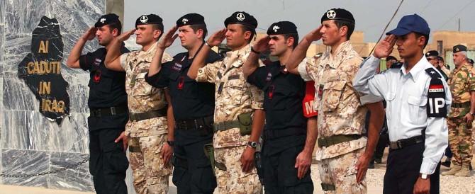 Grillino si rifiuta di omaggiare i Caduti di Nassiriya: è bagarre