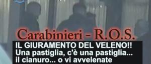 'Ndrangheta, 40 in manette al Nord. Filmate le cerimonie di affiliazione