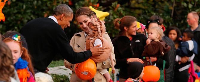 Acqua alla gola, Obama cerca voti giocando la carta delle donne