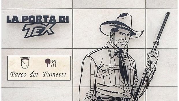 A Roma il primo parco pubblico dedicato a Tex Willer
