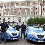 Polizia: tricolore su fiancata, domani le nuove volanti