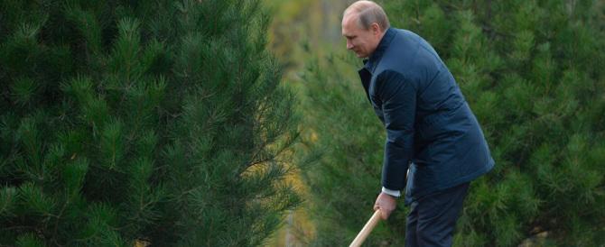 Putin è il leader più popolare. Obama costretto a inseguirlo