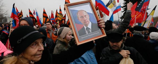 Vladimir Putin a valanga: per Russia Unita oltre il 54% dei consensi
