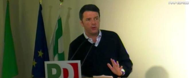 """Jobs Act, Renzi """"scarica"""" Alfano: la verifica con voi? Si farà nel 2017"""
