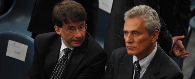 """A Palazzo Chigi ormai governa Rutelli. Ecco chi sono i suoi 10 """"infiltrati"""""""