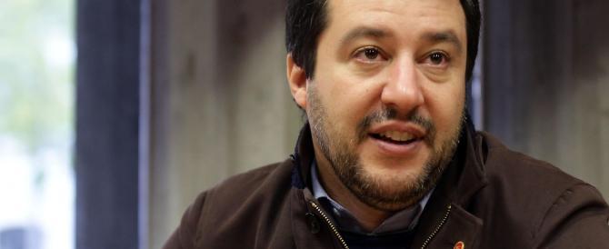 Salvini contro Alfano: mai alleati con il ministro dell'invasione (Video)