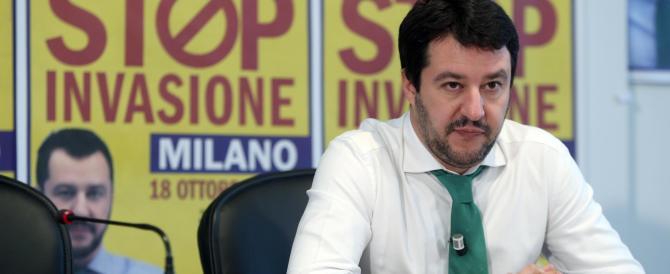 """Sentenza beffa, condannato Salvini: """"Il termine clandestini è discriminatorio"""""""