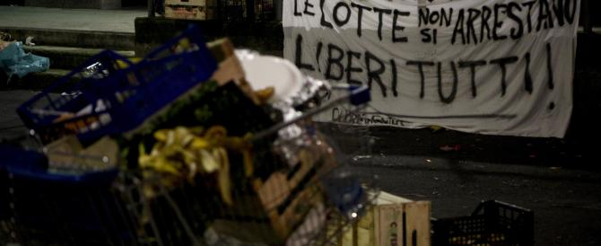 Milano, un solo sgombero (fallito) su 200 chiesti. E l'ultrasinistra detta legge