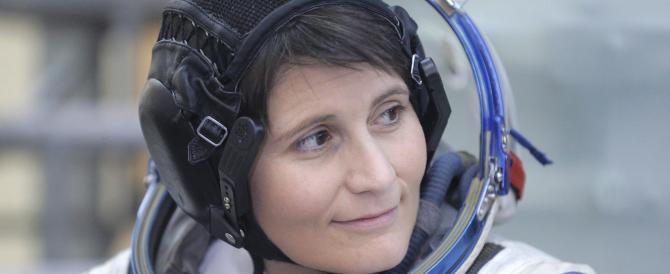 Lancio al via: la prima astronauta italiana vola fra le stelle