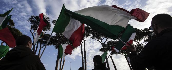 """Eccone un'altra: """"Vergognatevi, gli immigrati in Italia sono pochi"""""""