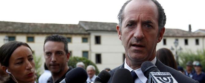 """Zaia dice basta ai clandestini: """"In Veneto non passa lo straniero"""""""