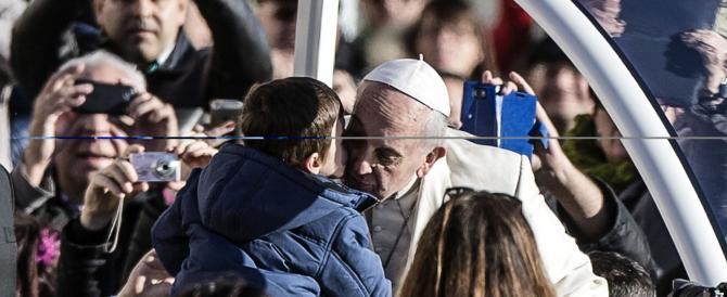 Tango collettivo in Piazza San Pietro per il 78° compleanno del Papa