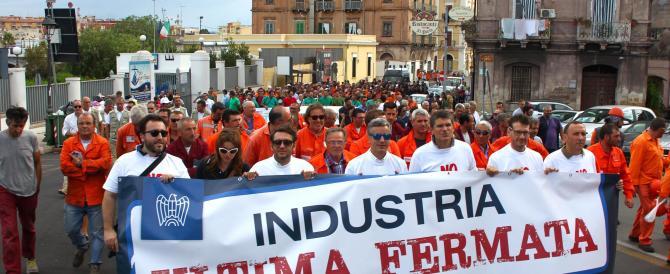 Confindustria: la ripresa è un rebus, Italia in recessione anche nel 2015