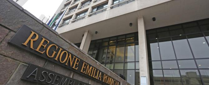 Scandalo rimborsi, sequestrati 1,2 ml ai capigruppo dell'Emilia Romagna
