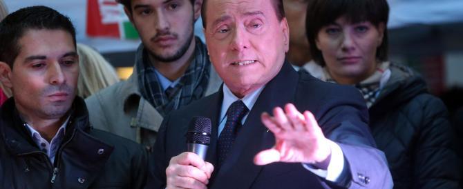 """Berlusconi sferzante: il governo è retto da deputati """"incostituzionali"""""""