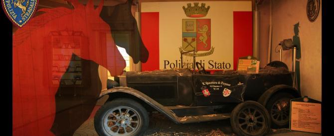 """Il premio Oscar Storaro """"firma"""" il calendario della Polizia (gallery)"""