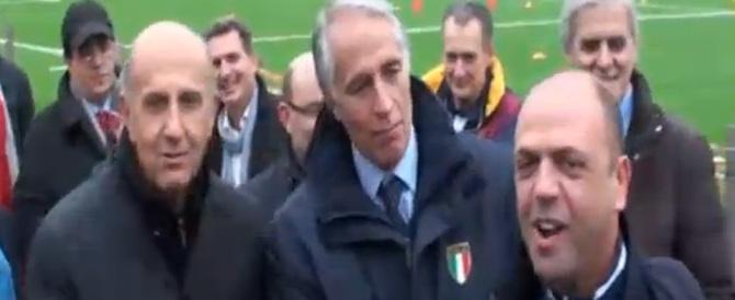 Anche a calcio i magistrati battono i politici (seppure ai rigori)