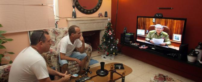 Cuba e Usa, storico disgelo. Obama annuncia la (quasi) fine dell'embargo