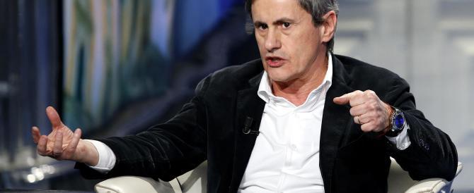 """Alemanno contrattacca: """"Mafia Capitale è una storia di sinistra"""""""