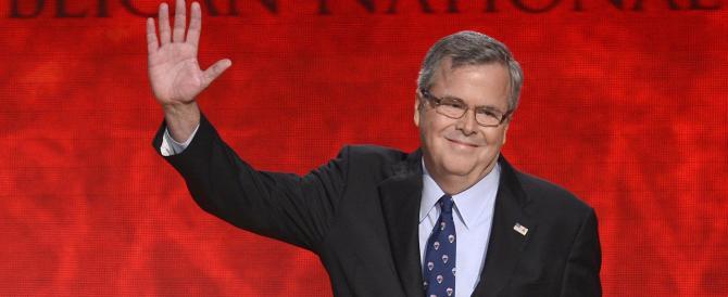 Jeb scende in campo: può diventare il terzo Bush alla Casa bianca
