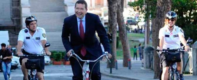 Il ciclista Marino viene eletto e Buzzi vince l'appalto sulle ciclabili…