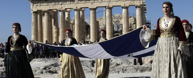 La cenerentola Grecia si scaglia contro i banchieri della Ue