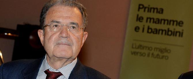 """Senti chi parla: Prodi critica l'Europa degli egoismi che lui ci ha """"regalato""""…"""