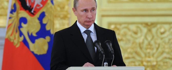 Schiaffo di Putin all'Europa: «Il gas russo lo mando altrove»
