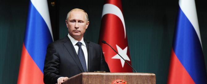 Ci costeranno almeno 3,7 miliardi  le sanzioni alla Russia di Putin