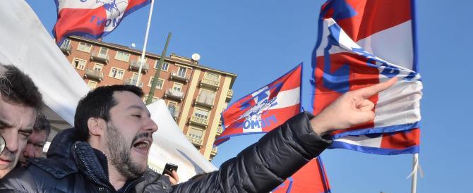 E ora Salvini vuole stanare Renzi: «Sfido il premier a un confronto in tv»