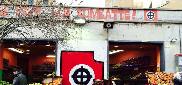 """Celtiche e fruttivendoli immigrati nella """"piazza"""" di Cecchin. Che c'è di strano?"""